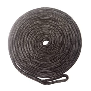 Double braid dock line - Polyester