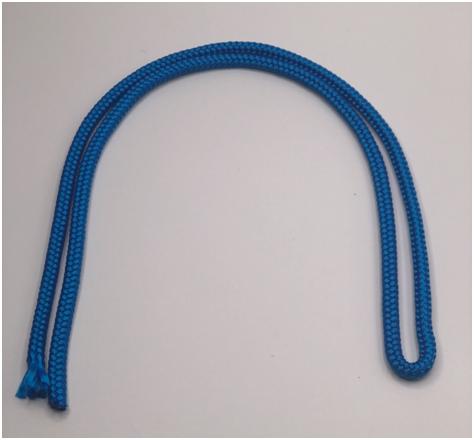 Polypropylene Double Braid Nova blue Empire Ropes